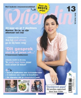 Vriendin 13, iOS, Android & Windows 10 magazine