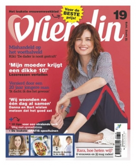 Vriendin 19, iOS, Android & Windows 10 magazine