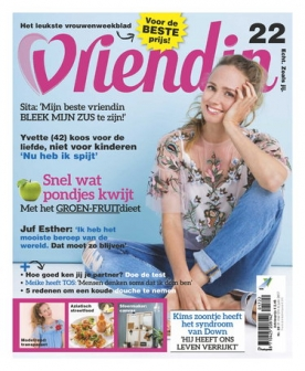 Vriendin 22, iOS & Android  magazine