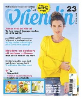 Vriendin 23, iOS & Android  magazine