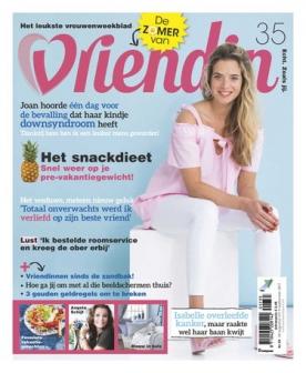 Vriendin 35, iOS & Android  magazine