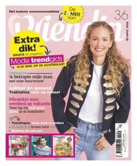 Vriendin 36, iOS, Android & Windows 10 magazine