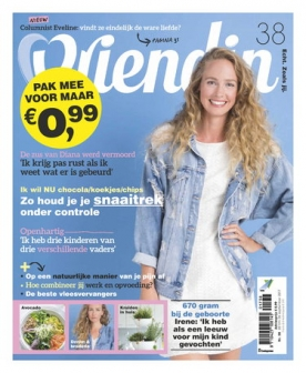 Vriendin 38, iOS, Android & Windows 10 magazine