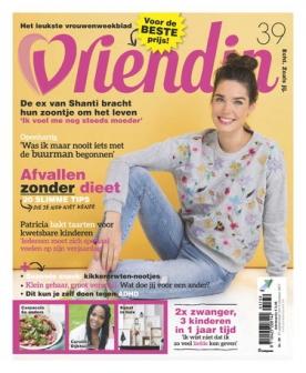 Vriendin 39, iOS & Android  magazine