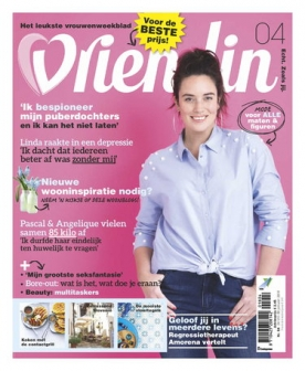 Vriendin 4, iOS & Android  magazine