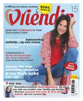 Vriendin 15, iOS, Android & Windows 10 magazine