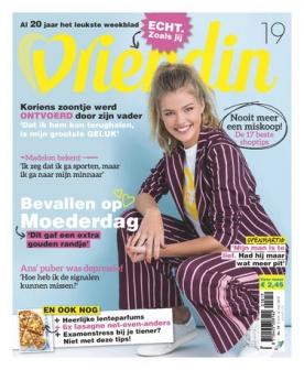 Vriendin 19, iOS & Android  magazine