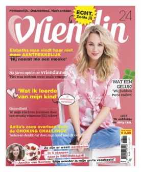 Vriendin 24, iOS & Android  magazine