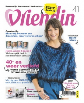 Vriendin 41, iOS, Android & Windows 10 magazine