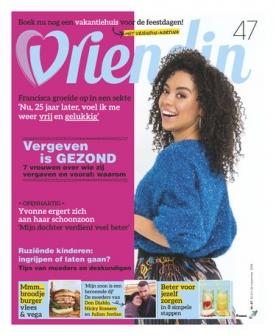Vriendin 47, iOS & Android  magazine