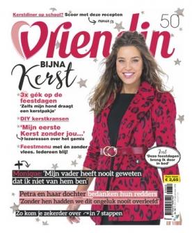 Vriendin 50, iOS & Android  magazine