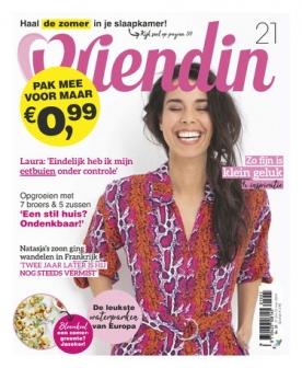 Vriendin 21, iOS & Android  magazine