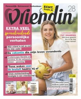Vriendin 28, iOS & Android  magazine