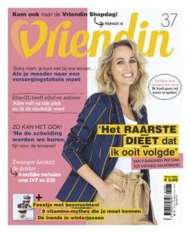Vriendin 37, iOS & Android  magazine