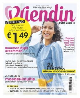 Vriendin 38, iOS & Android  magazine