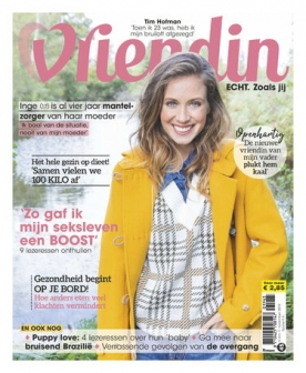 Vriendin 45, iOS & Android  magazine