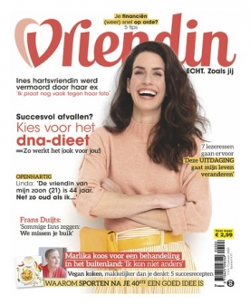 Vriendin 2, iOS & Android  magazine