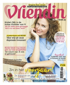 Vriendin 11, iOS & Android  magazine
