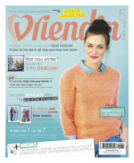 Vriendin 5, iOS & Android  magazine