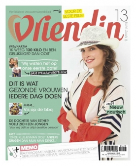 Vriendin 13, iOS & Android  magazine
