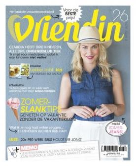 Vriendin 26, iOS & Android  magazine