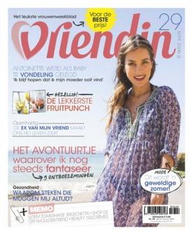 Vriendin 29, iOS & Android  magazine
