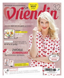 Vriendin 32, iOS, Android & Windows 10 magazine