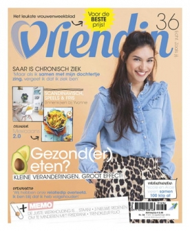 Vriendin 36, iOS & Android  magazine