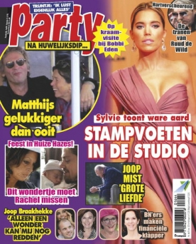 Party 44, iOS & Android  magazine