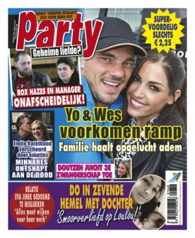 Party 48, iOS & Android  magazine