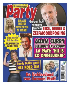 Party 7, iOS & Android  magazine