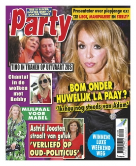 Party 19, iOS & Android  magazine