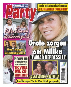 Party 23, iOS & Android  magazine
