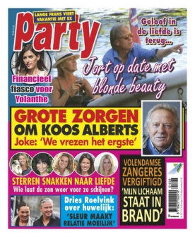 Party 28, iOS & Android  magazine