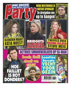 Party 50, iOS & Android  magazine