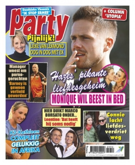 Party 12, iOS & Android  magazine