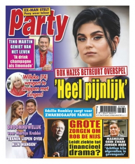 Party 39, iOS & Android  magazine