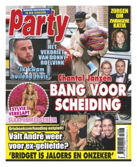 Party 8, iOS & Android  magazine