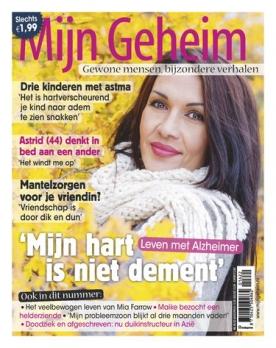 Mijn Geheim 22, iOS, Android & Windows 10 magazine