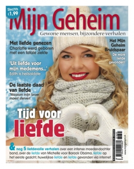 Mijn Geheim 25, iOS, Android & Windows 10 magazine