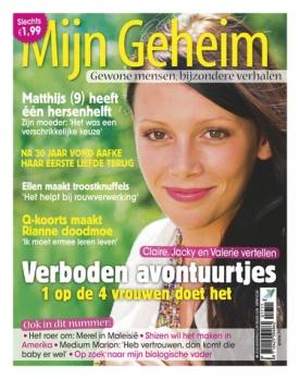 Mijn Geheim 11, iOS & Android  magazine