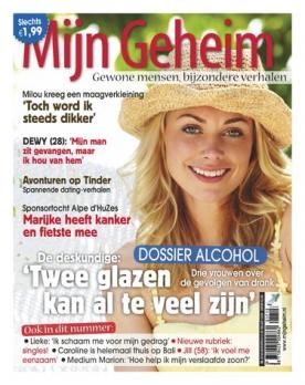 Mijn Geheim 13, iOS, Android & Windows 10 magazine