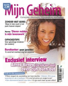 Mijn Geheim 20, iOS & Android  magazine