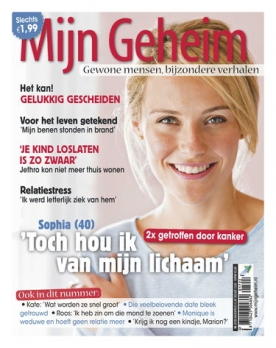 Mijn Geheim 22, iOS, Android & Windows 10 magazine