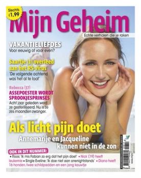 Mijn Geheim 17, iOS & Android  magazine