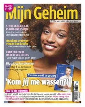 Mijn Geheim 22, iOS & Android  magazine
