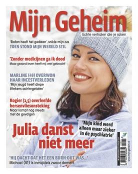 Mijn Geheim 4, iOS & Android  magazine