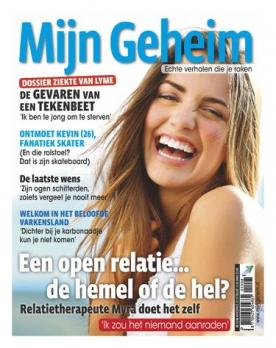 Mijn Geheim 8, iOS & Android  magazine