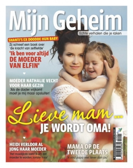 Mijn Geheim 9, iOS & Android  magazine