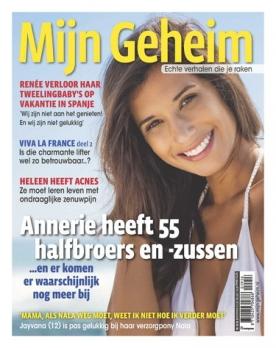 Mijn Geheim 16, iOS & Android  magazine